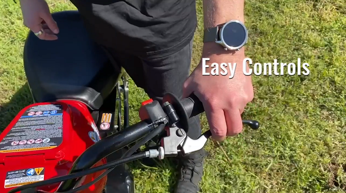 Massimo Motor Warrior 200 - Easy Controls